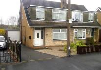 semi detached property to rent in Gladstone Avenue, Heanor...