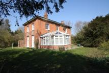4 bed Detached house in The Old Rectory...