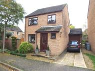 3 bed Detached house in Holliers Crescent...