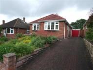 Detached Bungalow in Greenwood Avenue...