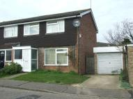 3 bed semi detached property in Harebell Drive, Witham...