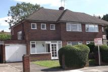 MOTTINGHAM semi detached house for sale