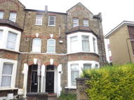 semi detached house in Eglinton Hill, London...