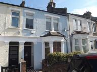 3 bed Terraced home in Nithdale Road, London...