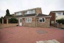 5 bed semi detached house for sale in BURWELL DRIVE...