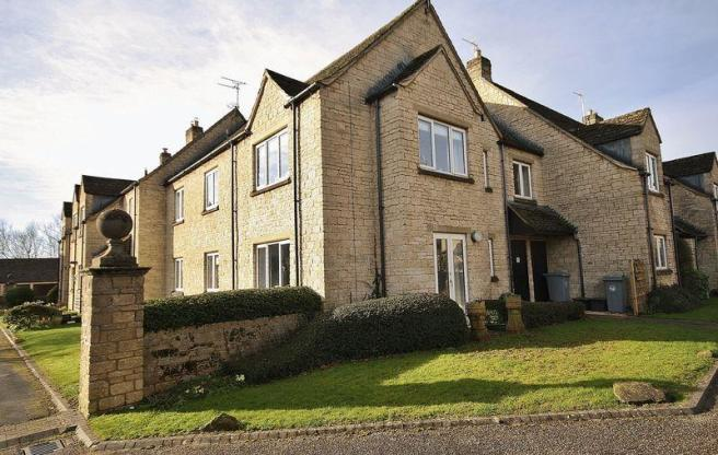 Property For Sale St Mary S Mead Witney