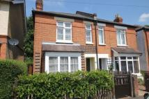 semi detached home in Woking, Surrey, GU21