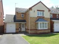 Detached home in Larkspur Grove, Bedworth