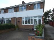 3 bed semi detached home for sale in Glebe Avenue, Bedworth