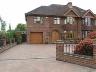 semi detached home in Woodlands Road, Bedworth