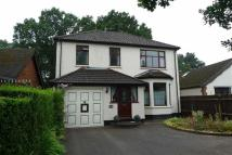 Detached house in Rugby Road, Binley Woods...