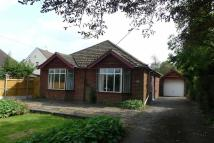 2 bed Detached Bungalow for sale in Cromwell Lane...