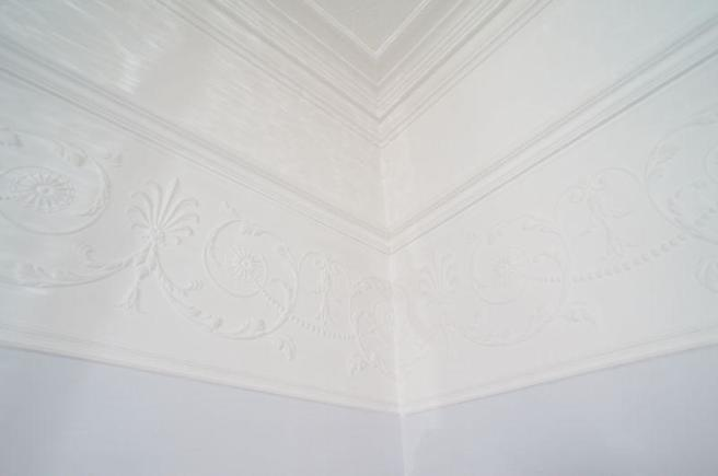 COVED CEILING