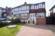 semi detached home for sale in WEST HALLOWES...