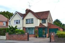 semi detached property for sale in Woodcote Road...