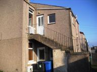 1 bed Flat to rent in REAR FLAT...