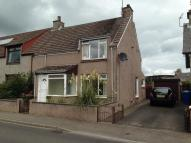 3 bedroom semi detached home in Melville Road, Ladybank