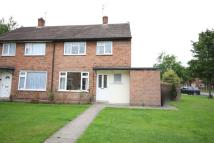 Fossway semi detached house for sale