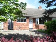 Semi-Detached Bungalow in South Lane, Haxby