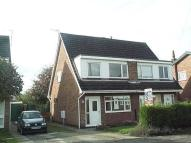 semi detached house to rent in Holbeck Road, Hucknall...