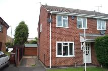 3 bed semi detached property to rent in Gothic Close, Nottingham...