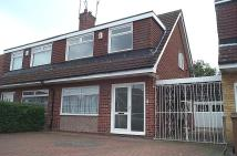 3 bedroom semi detached house to rent in Irwin Drive, Bulwell...