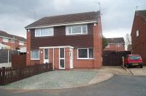 semi detached property to rent in Thirston Close, Bulwell...