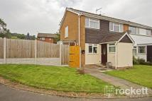 3 bedroom semi detached property to rent in Newcastle Under Lyme