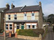 semi detached property for sale in Briscoe Road, Hoddesdon...