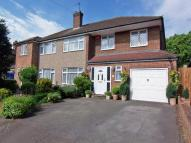 5 bedroom semi detached home for sale in Briarley Close...