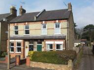 semi detached house in Briscoe Road, Hoddesdon