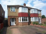 3 bed semi detached home for sale in Salisbury Crescent...