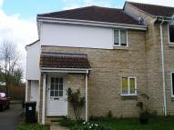 Terraced property in Mythern Meadow...