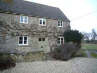 Filkins Cottage to rent