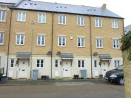 Town House in Tamarisk Crescent...