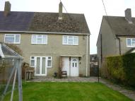 semi detached house in Frethern Close, Burford...