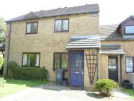 Terraced house for sale in Mercury Court, Bampton...