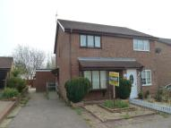 semi detached home for sale in Potters Drive...