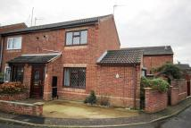 semi detached home for sale in Burgess Close, Caister