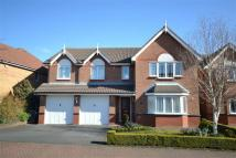 4 bed Detached home for sale in Woodale Close...