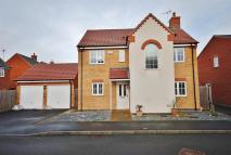 4 bed Detached home in Giles Road, Spalding