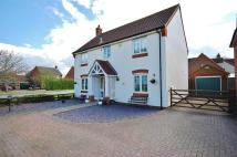 4 bedroom Detached house for sale in Cornfield Close...