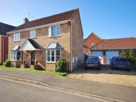 4 bedroom Detached house in Cowbit, Spalding...