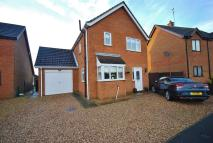 Detached home for sale in St. Nicholas Way, Lutton...