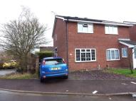 semi detached property in Little Meadow...