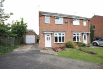 3 bedroom semi detached house in Daisy Close, Cotgrave