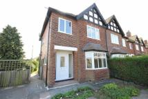 3 bed semi detached house for sale in Ashley Road, Keyworth