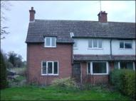 1 Bird in Hand Cottages Birmingham Road semi detached house to rent