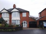 semi detached property for sale in Beggars Lane, Leek...