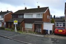semi detached property in Dalehouse Road...